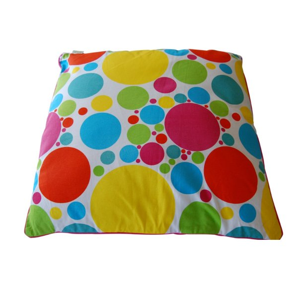 Spot floor cushion