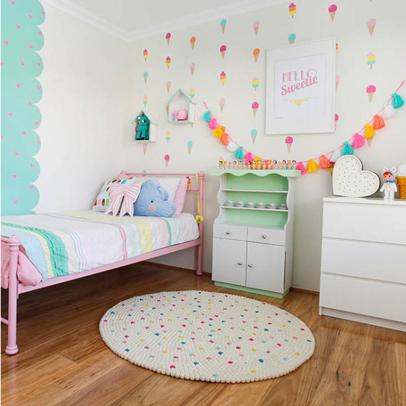 Girls Decor