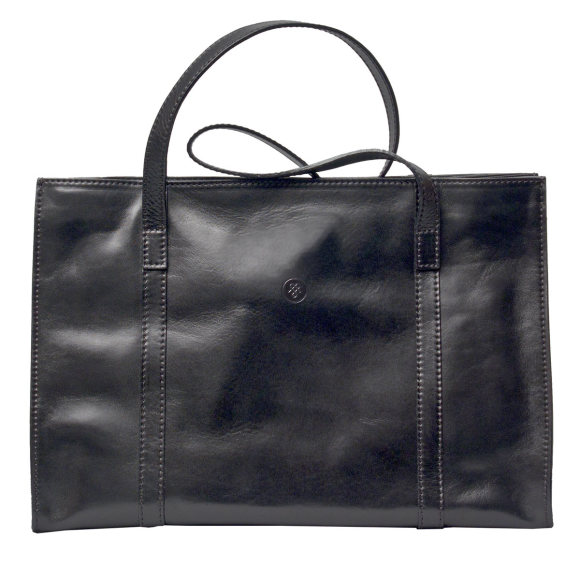 Rivara ladies business bag in black