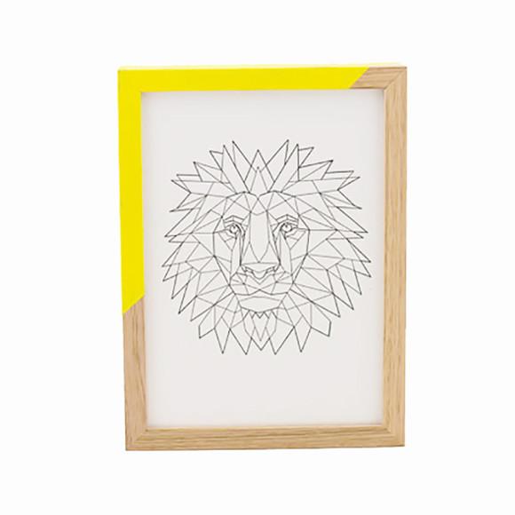 Zap Frame - Yellow