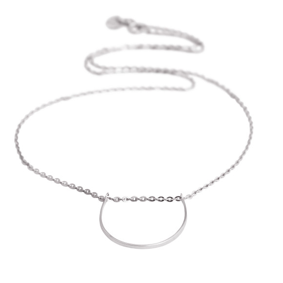 u necklace silver