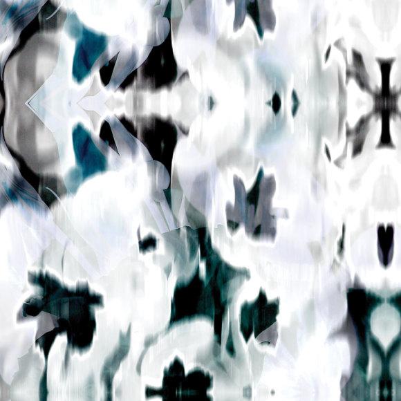 Blur Silk Scarf