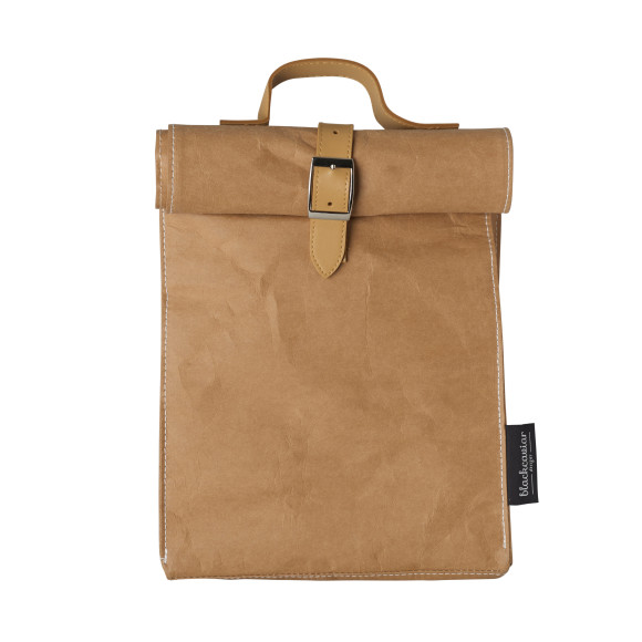 Lunchbag tan