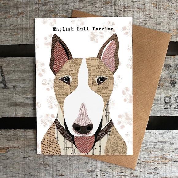 18. English Bull Terrier