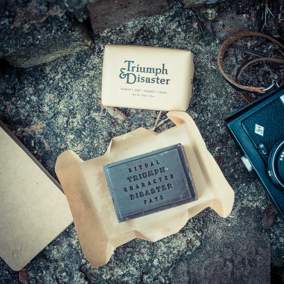 T&D shearers soap