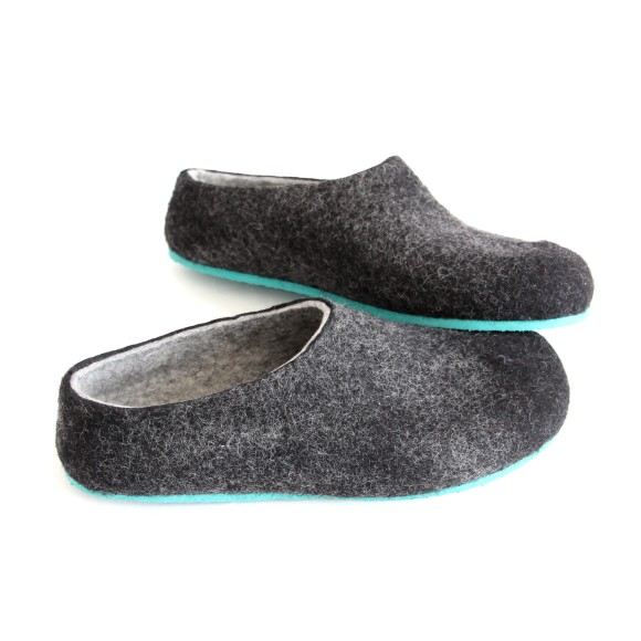 Warm Wool House Shoes