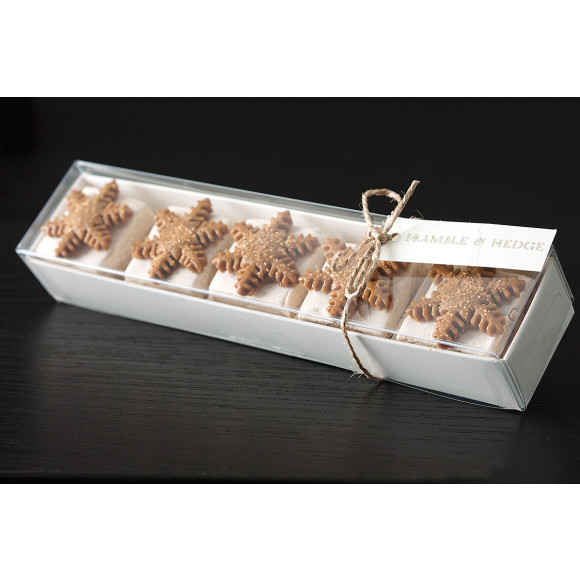 Gingerbread Nougat