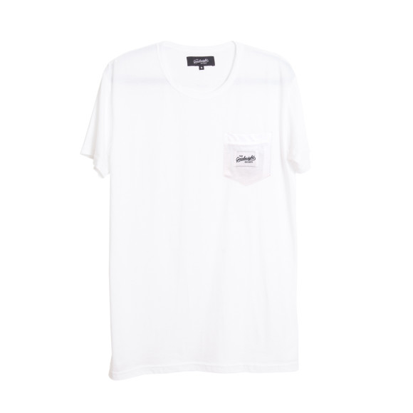 Men's Give us a T!Shirt in White