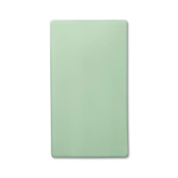 Green Tilt Platter Plate