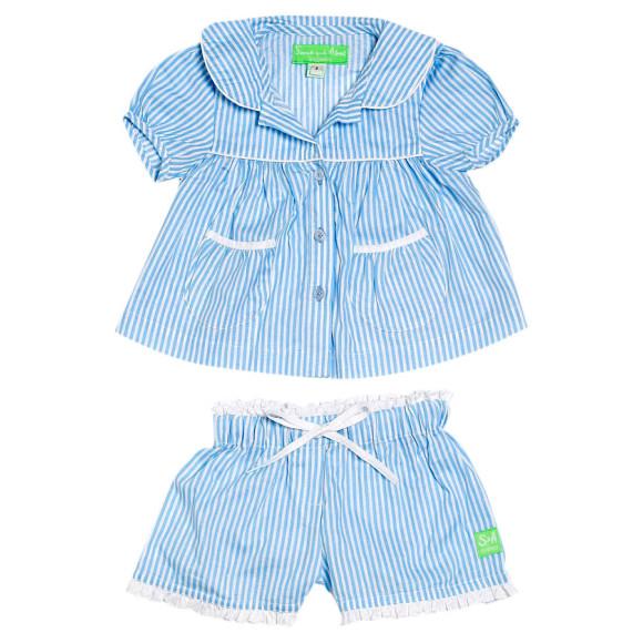 Tiny Tartufi Kids Cotton Pyjama Set