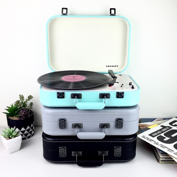 Crosley Coupe Turntables