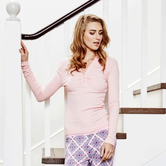 Clara Top Pink
