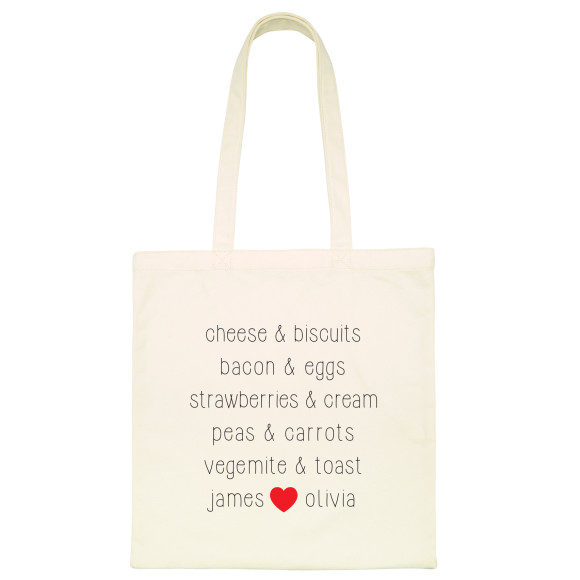 We Go Together Tote
