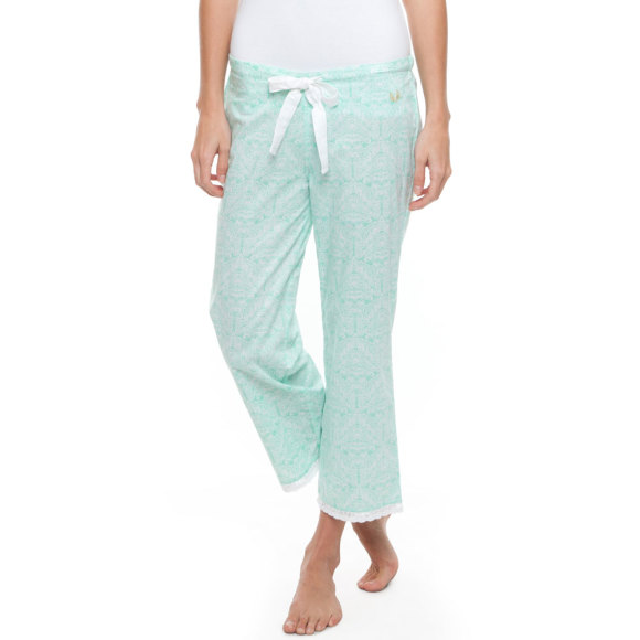 Jade Emperor Cropped Pant