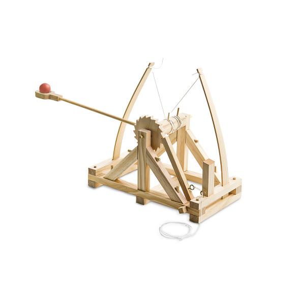 Marbles Da Vinci's Catapult