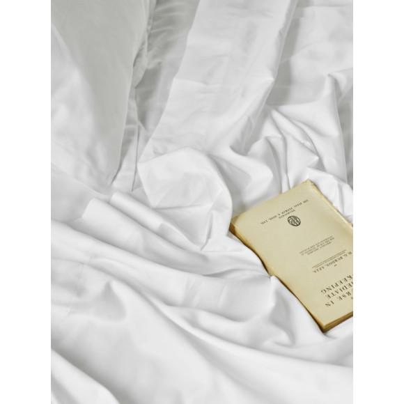 Organic cotton bed sheet set