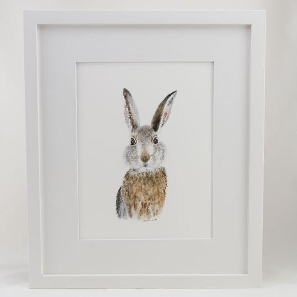 Rabbit - White