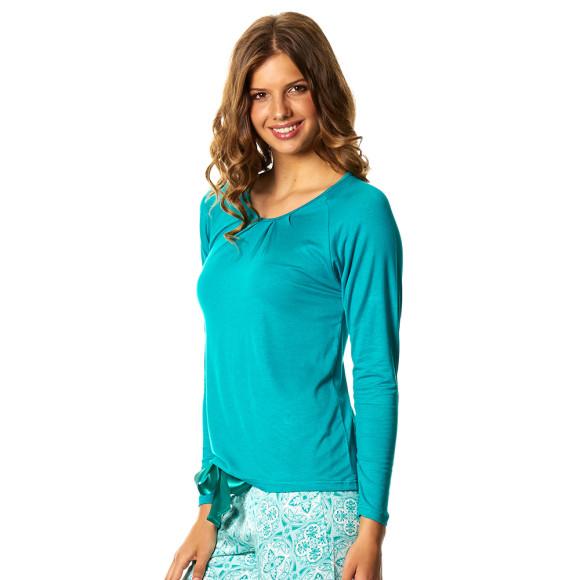 Fly Away Top - Teal