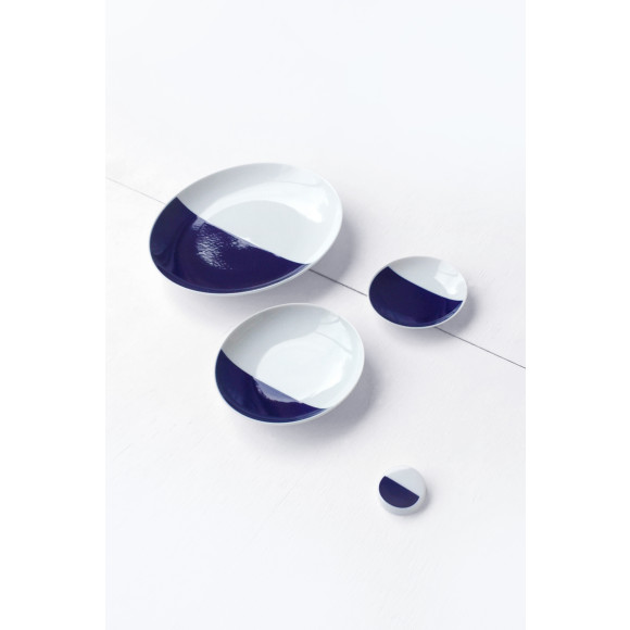 HORIZON: plates and chopsticks rest boxed set