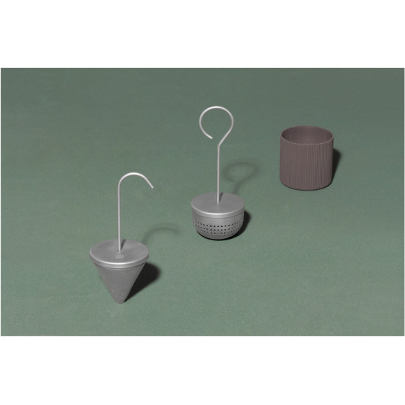 Round and Cone Bouy Tea Infuser