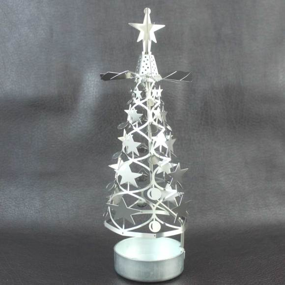 X-mas candle holder
