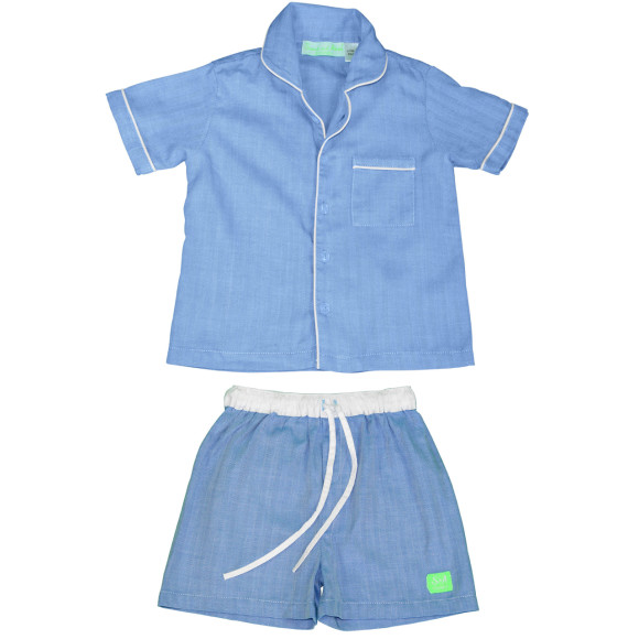 Boys Blue PJ Set
