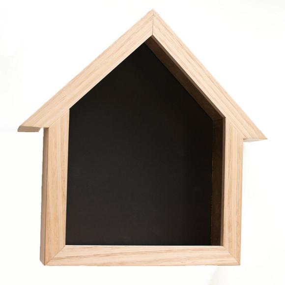 Birdhouse Blackboard Glamour Gold
