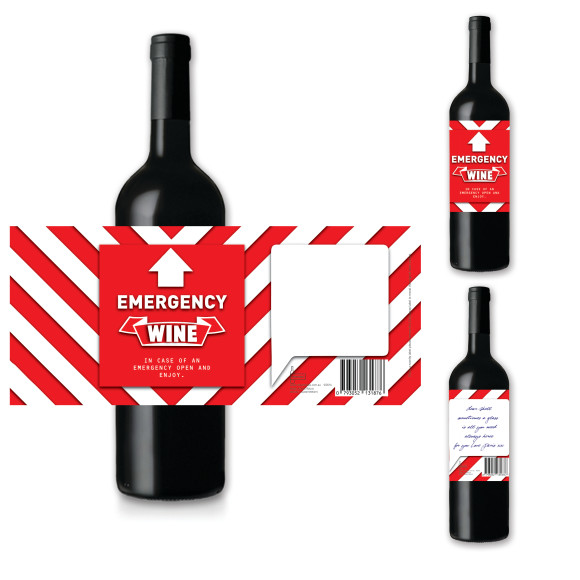Emergency wine