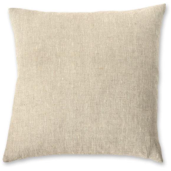 Madame Madeleine linen cushion cover