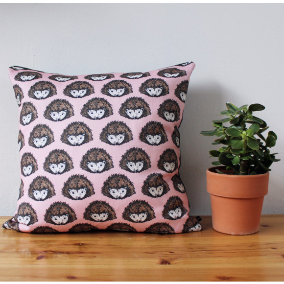 Hettie Hedgehog Cushion Main