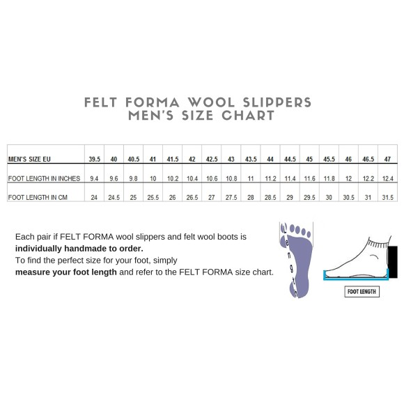 must measure your foot length