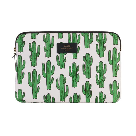 Woouf Sleeve IPad Air - Cactus