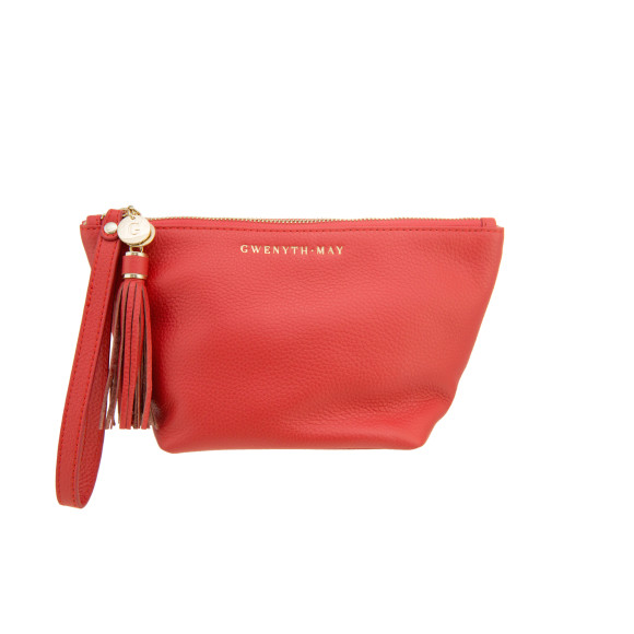 The Ani flat bottom pouch - watermelon