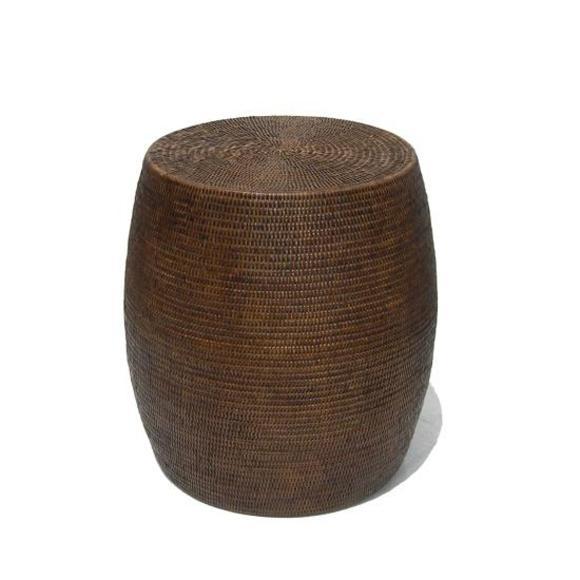 Versatile rattan drum