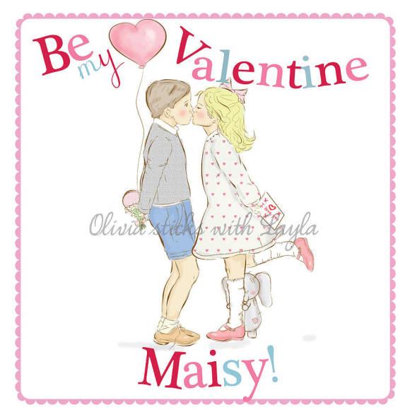 Kiss - Valentines