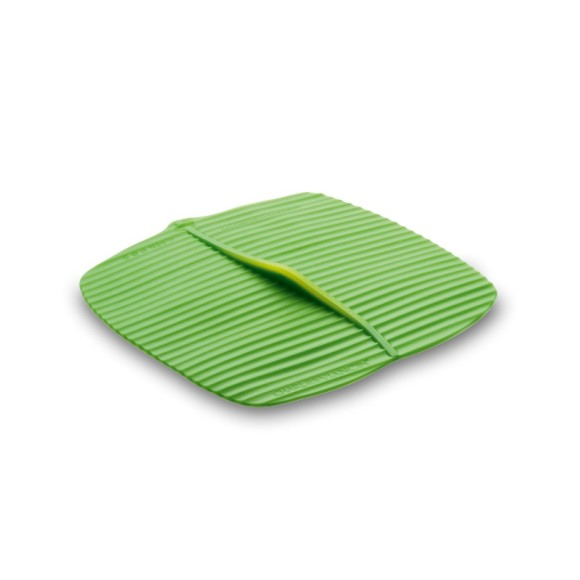 Square Banana leaf lid