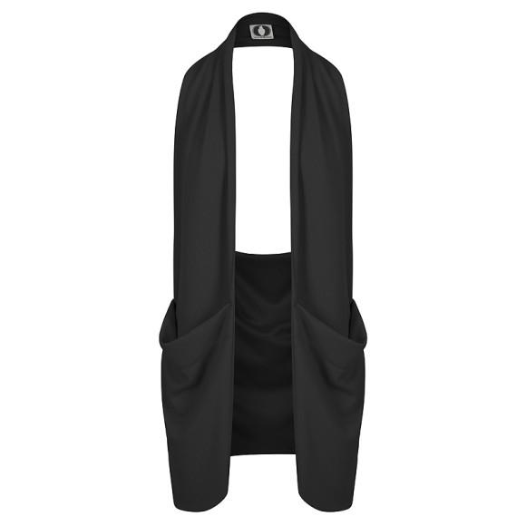 UPF50+ Vest - Black