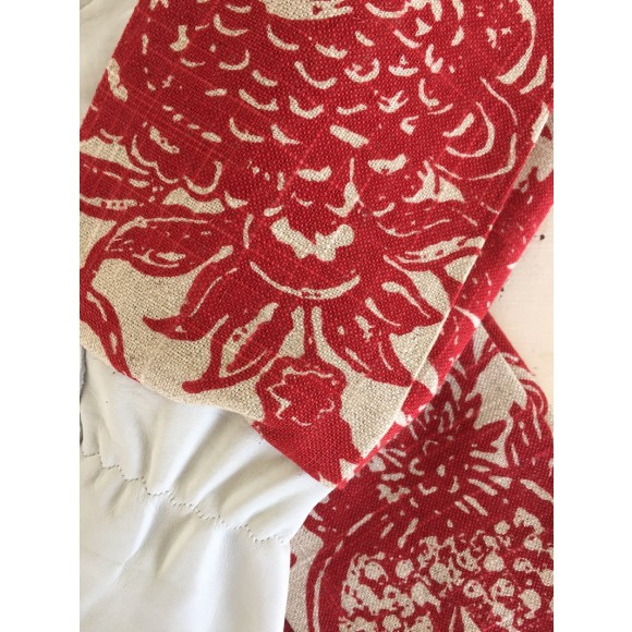 Robust Linen/ Viscose fabric