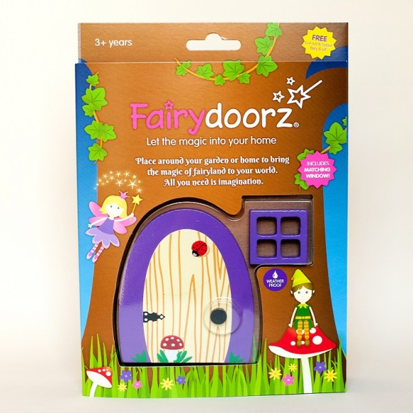 Fairydoorz gift set