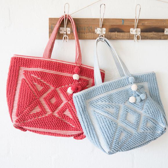 Traveller's tote bag