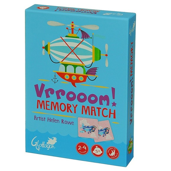 glottogon vrrooom memory