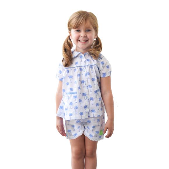 Girls cotton pyjamas