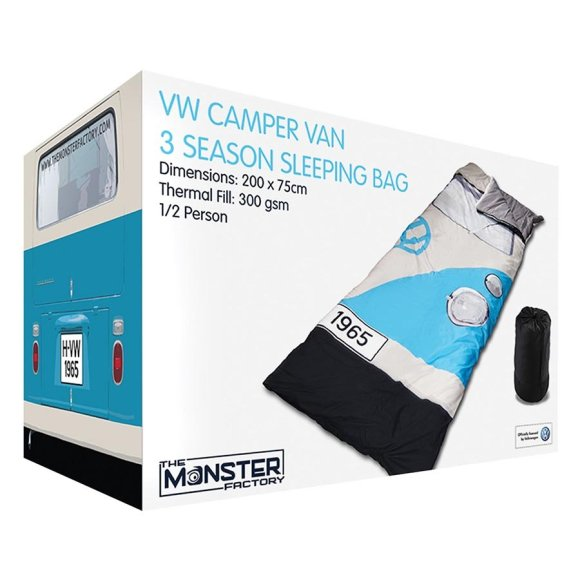 VW T1 sleeping bag