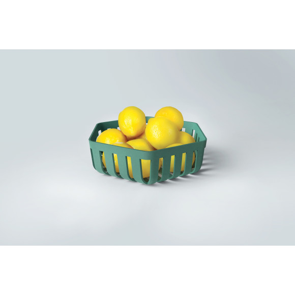 Korg Fruit Bowl Dark Green