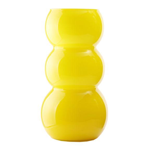Caterpillar Vase Y