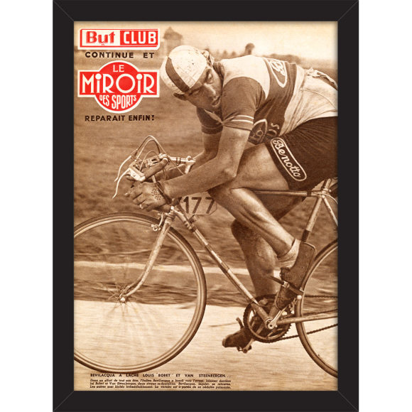Cycling Bevilacqua: Framed