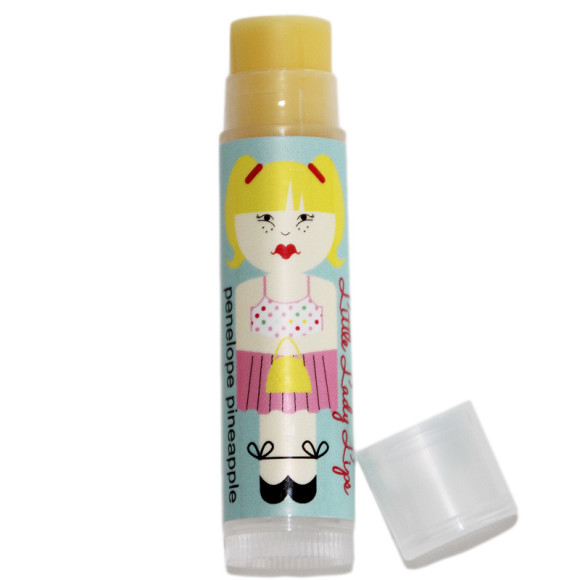 Penelope Pineapple flavoured Lip Balm