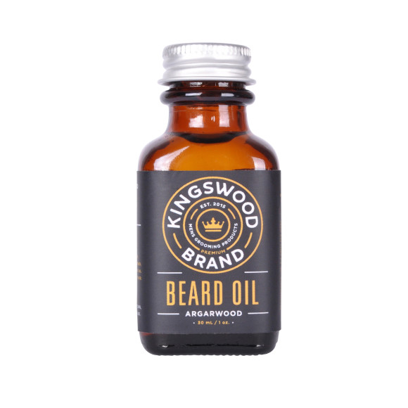 Argarwood Beard Oil