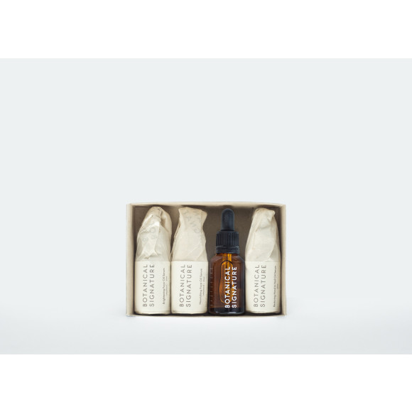 Signature Oil Serums (Set of 4)