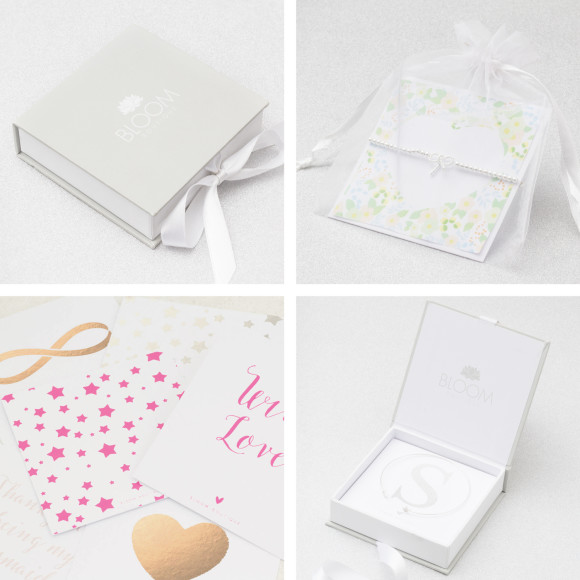 Packaging and gift cards